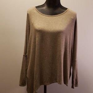 Zara Viscose Loose Fitting top size large